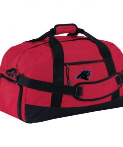 Private: Carolina Panthers Basic Large-Sized Duffel Bag