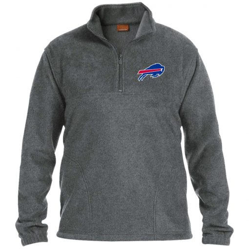Private: Buffalo Bills 1/4 Zip Fleece Pullover