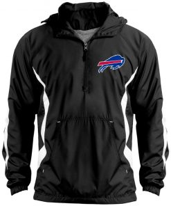 Private: Buffalo Bills Unisex Colorblock Raglan Anorak