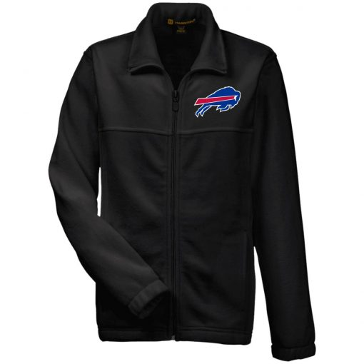 Private: Buffalo Bills Youth Fleece Full Zip