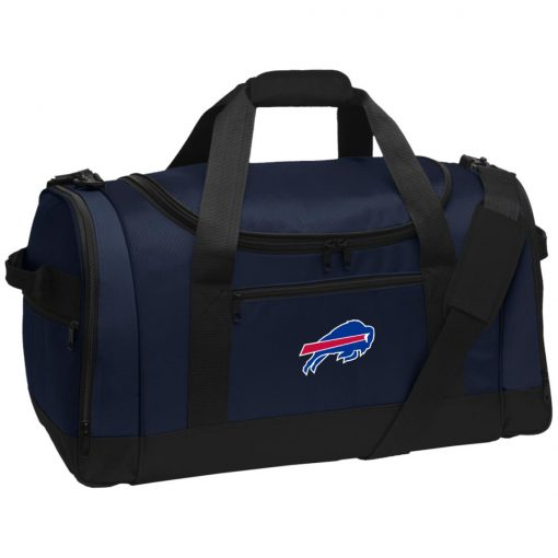 Private: Buffalo Bills Travel Sports Duffel