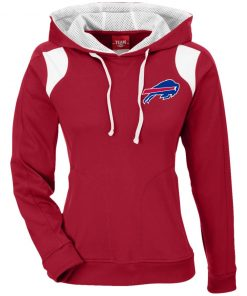 Private: Buffalo Bills Ladies' Colorblock Poly Hoodie