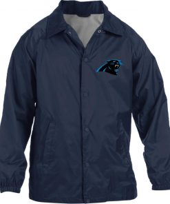 Private: Carolina Panthers Nylon Staff Jacket