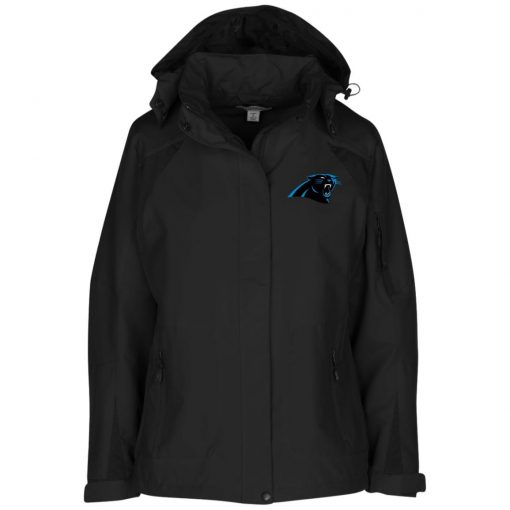 Private: Carolina Panthers Ladies' Embroidered Jacket