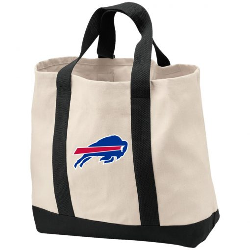 Private: Buffalo Bills 2-Tone Shopping Tote