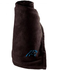 Private: Carolina Panthers Large Fleece Blanket