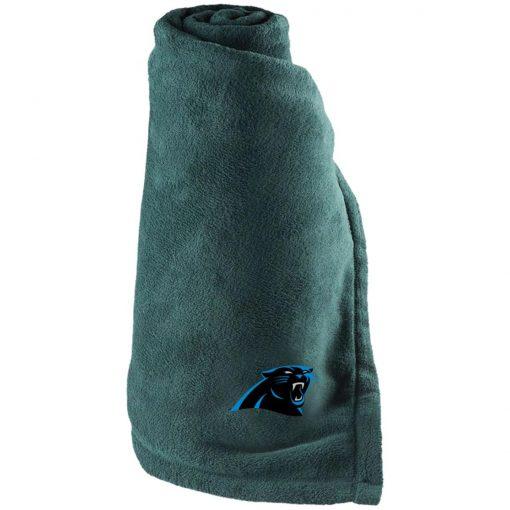 Private: Carolina Panthers Large Fleece Blanket