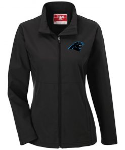 Private: Carolina Panthers TT80W Ladies' Soft Shell Jacket
