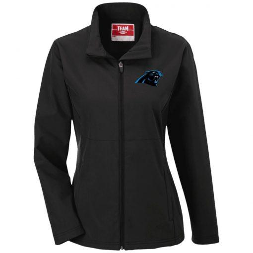 Private: Carolina Panthers TT80W Ladies' Soft Shell Jacket