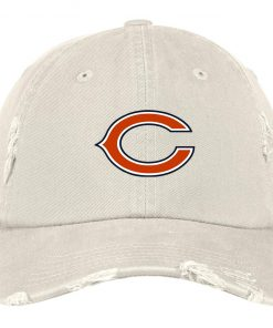 Private: Chicago Bears Distressed Dad Cap