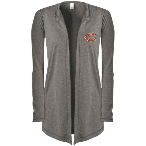 Private: Chicago Bears Women's Hooded Cardigan
