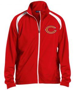 Private: Chicago Bears Men's Raglan Sleeve Warmup Jacket