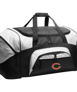 Private: Chicago Bears Colorblock Sport Duffel