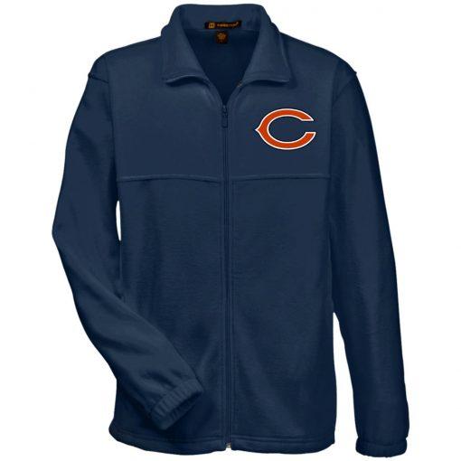 Private: Chicago Bears Fleece Full-Zip