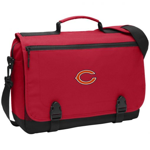 Private: Chicago Bears Messenger Briefcase