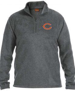 Private: Chicago Bears 1/4 Zip Fleece Pullover