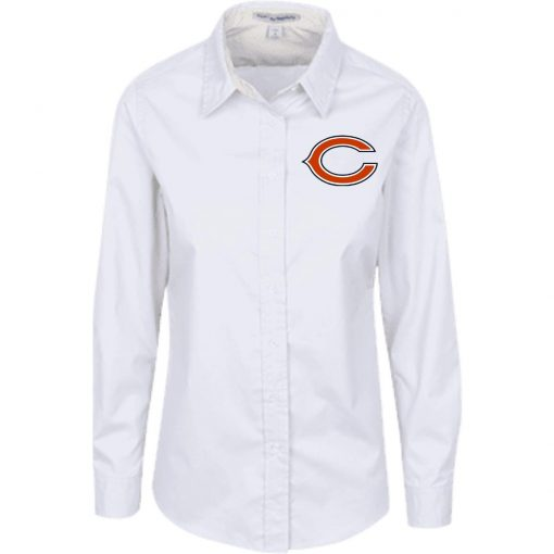 Private: Chicago Bears Ladies' LS Blouse
