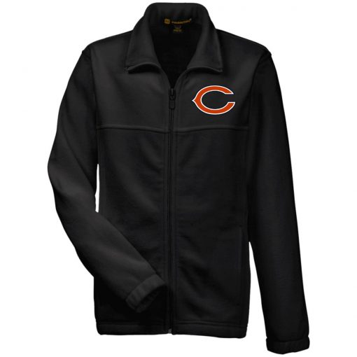 Private: Chicago Bears Youth Fleece Full Zip