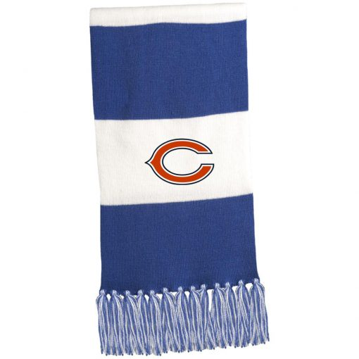 Private: Chicago Bears Fringed Scarf