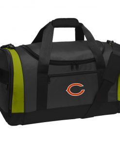Private: Chicago Bears Travel Sports Duffel