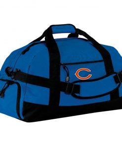 Private: Chicago Bears Basic Large-Sized Duffel Bag