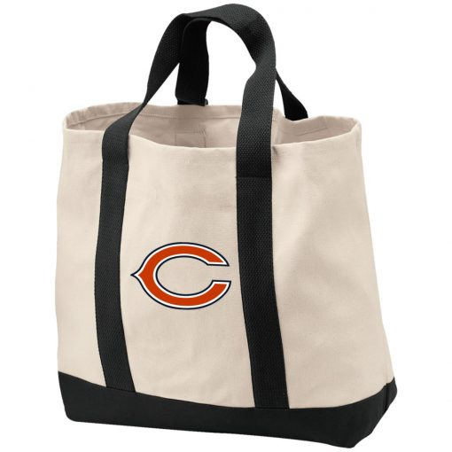 Private: Chicago Bears 2-Tone Shopping Tote