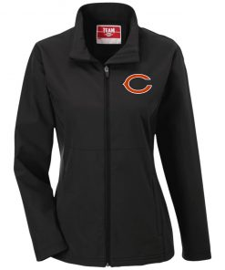 Private: Chicago Bears TT80W Ladies' Soft Shell Jacket