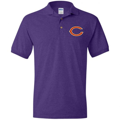 Private: Chicago Bears Jersey Polo Shirt