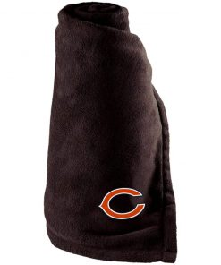 Private: Chicago Bears Large Fleece Blanket