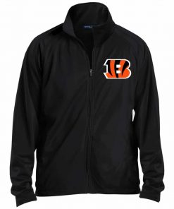 Private: Cincinnati Bengals Men's Raglan Sleeve Warmup Jacket