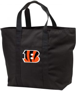 Private: Cincinnati Bengals All Purpose Tote Bag