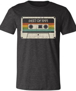 Private: Best of 1991 Unisex Jersey Tee