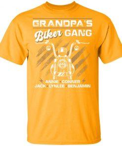 Private: Grandpa's Gang Men's T-Shirt