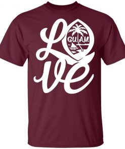 Private: I Love Guam Men's T-Shirt