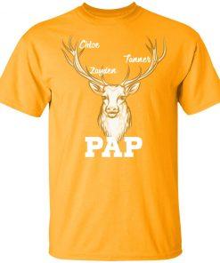 Private: Pap Chloe Zayden Tanner Men's T-Shirt