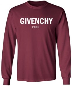 Private: Givenchy Paris LS T-Shirt