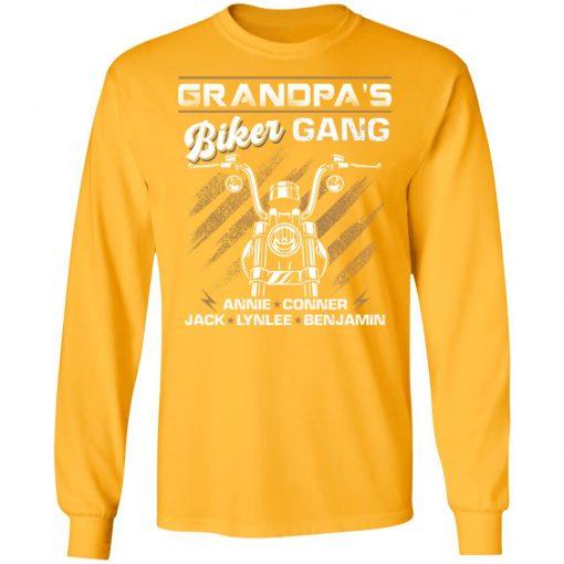 Private: Grandpa's Gang LS T-Shirt