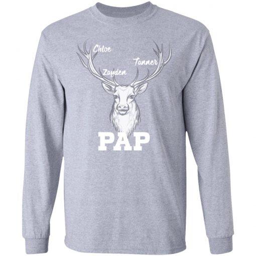 Private: Pap Chloe Zayden Tanner LS T-Shirt