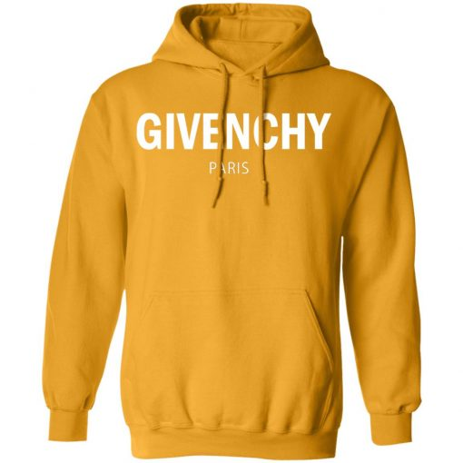 Private: Givenchy Paris Hoodie