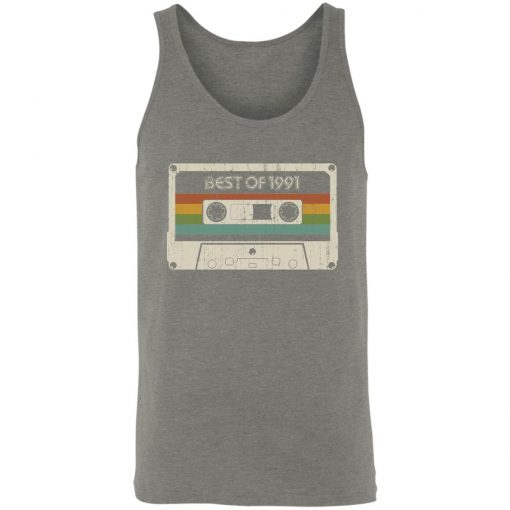 Private: Best of 1991 Unisex Tank
