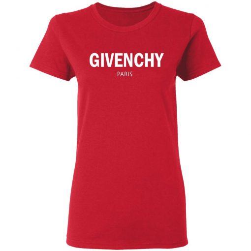 Private: Givenchy Paris Women's T-Shirt