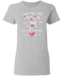 Private: I Have Two Titles Mom And LITA Women's T-Shirt