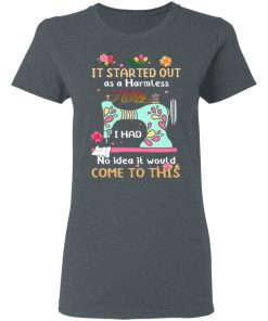 Private: It Started Out As A Harmless Hobby Women's T-Shirt