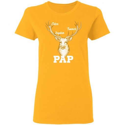 Private: Pap Chloe Zayden Tanner Women's T-Shirt