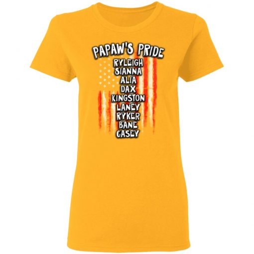 Private: Papaw's Pride Women's T-Shirt