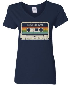 Private: Best of 1991 Women's V-Neck T-Shirt