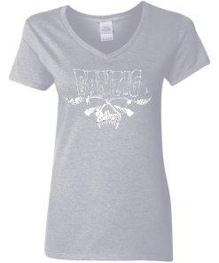 Private: Danzig Women's V-Neck T-Shirt