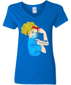 Private: Radiology Technician Women's V-Neck T-Shirt