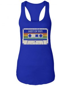 Private: Best of 1991 Racerback Tank