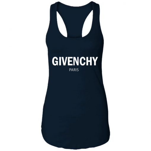 Private: Givenchy Paris Racerback Tank